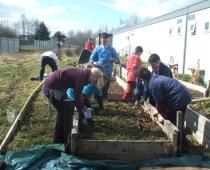First School Garden