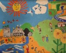 Colourful Art Show