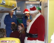 Santa Flight 2013