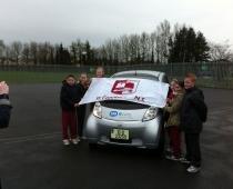 Electric Car Visit