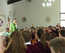 School Mass 2014