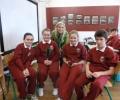 St. Conaire's Quiz Team on Clare FM