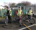 Safe Cycling Course Ends