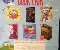 Book Fair now open