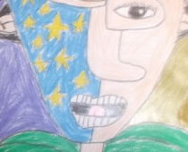 2nd class Picasso art