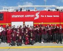 Shannon Airport Tour