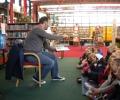 Senior Infant Library Visit