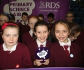 St. Conaire's Scientists Exhibit at RDS Science Fair in Limerick