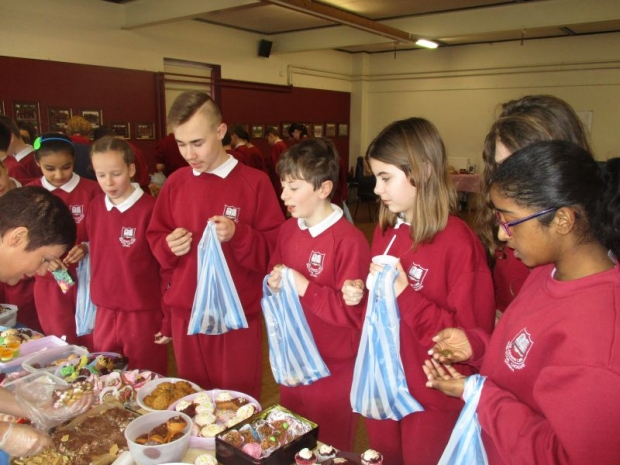 Parent Association Cake Sale