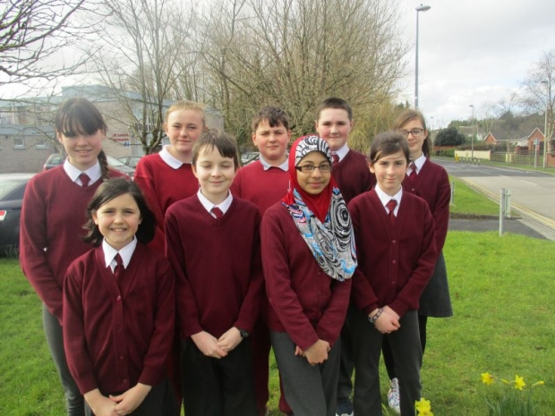 Newly-elected Student Council 2016