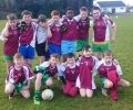 Boys do well in seven-a-side football