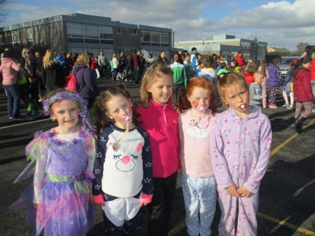 Parent Association Fun Walk 2016