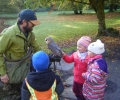 Junior Infant Autumn Field Trip to Dromoland Estate