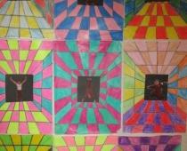 4th class art perspectives