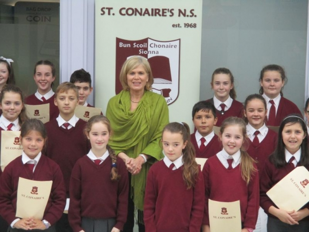 St. Conaire's Choir in Skycourt with Nationwide from RTÉ 1