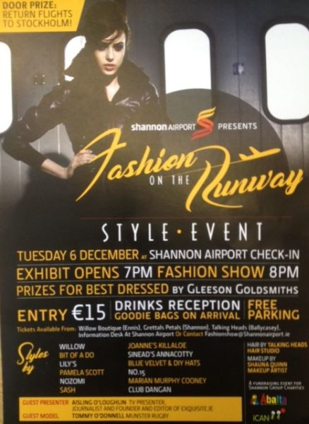 Airport Style Event