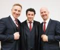 The Three Tenors & St. Conaire's Choir