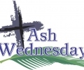 Ash Wednesday 2017 in St. Conaire's