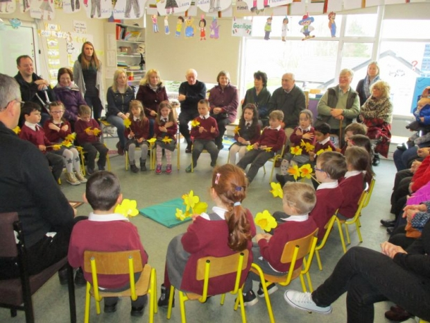 Catholic Schools Week 2017 in St. Conaire's