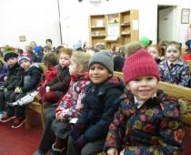 Junior Pilgrims 2017