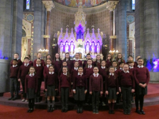 St. Conaire's Choir at Limerick Choral Festival 2017