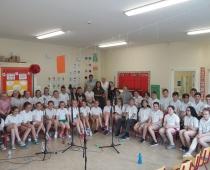 5th Class recording