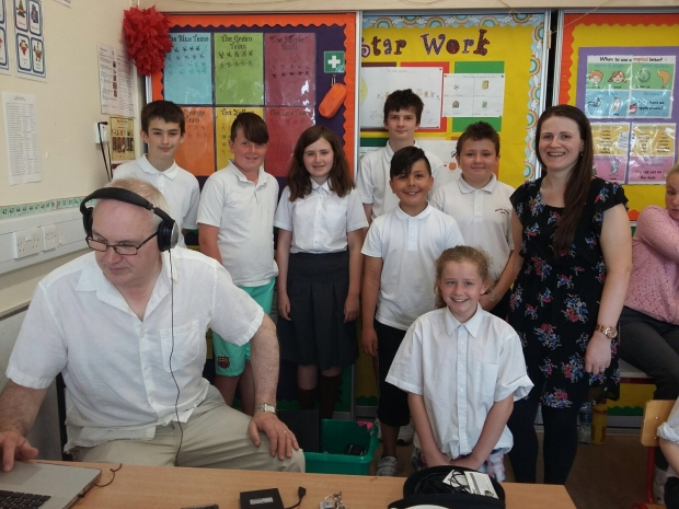 Fifth Class become recording artists