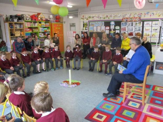 Junior Infant Class Blessings