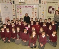 3rd class write to Pope Francis